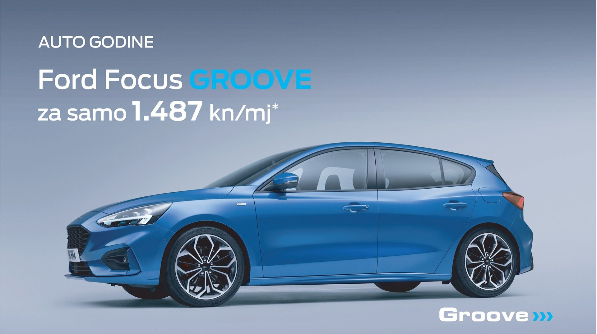Ford Focus Groove edition