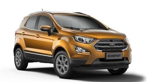 EcoSport Burnished Glow