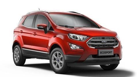 EcoSport Ruby Red