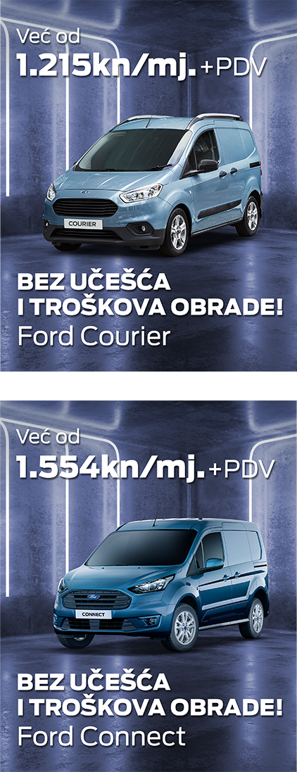 Ford Courier - Ford Connect