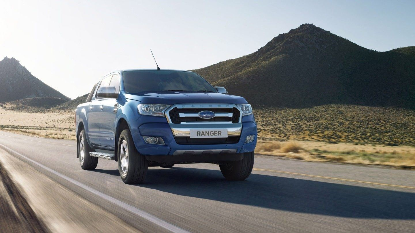 ford escape warning light car going downhill