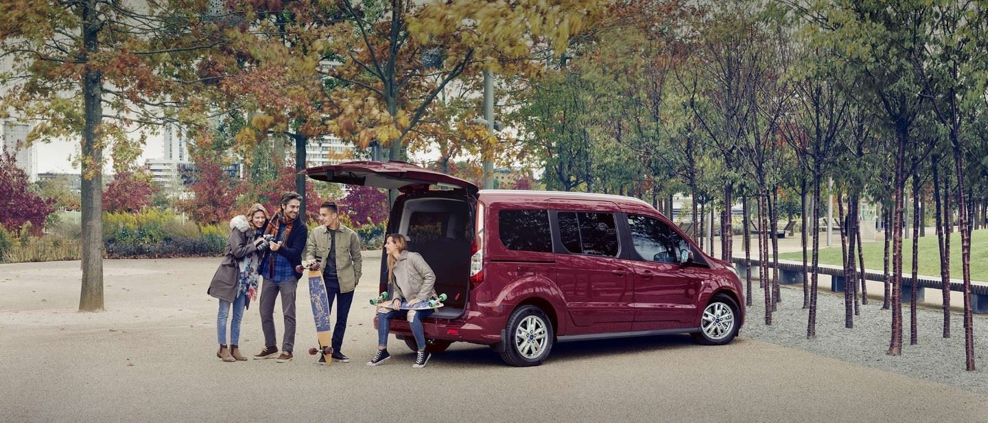 Noul Ford Tourneo Connect