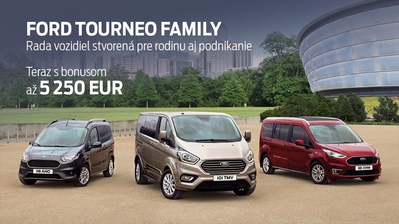 Rada Tourneo Family